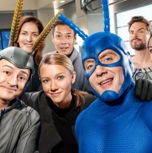 The Tick stagione 2: il supereroe blu torna su Amazon Prime Video