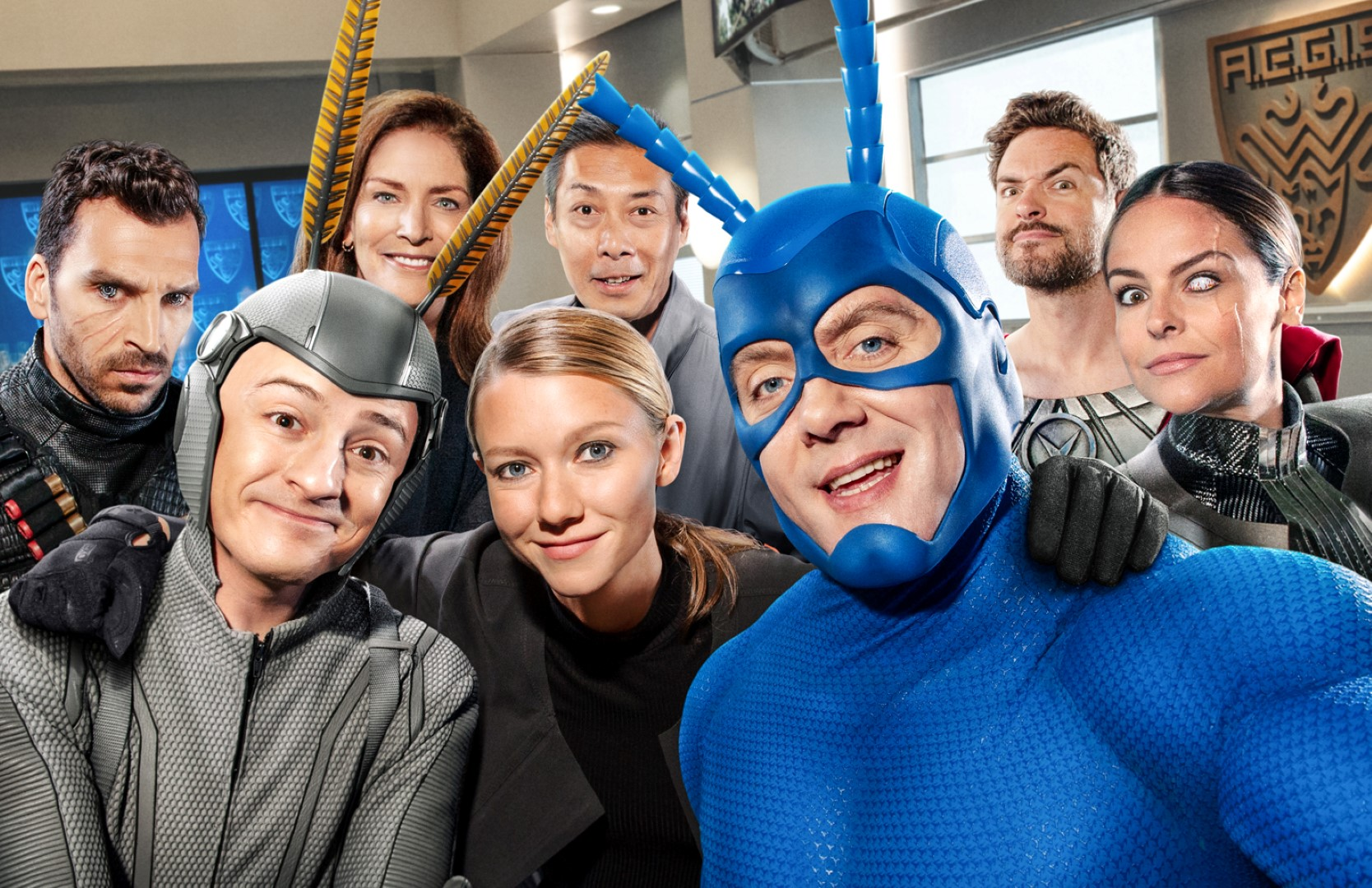 The Tick stagione 2