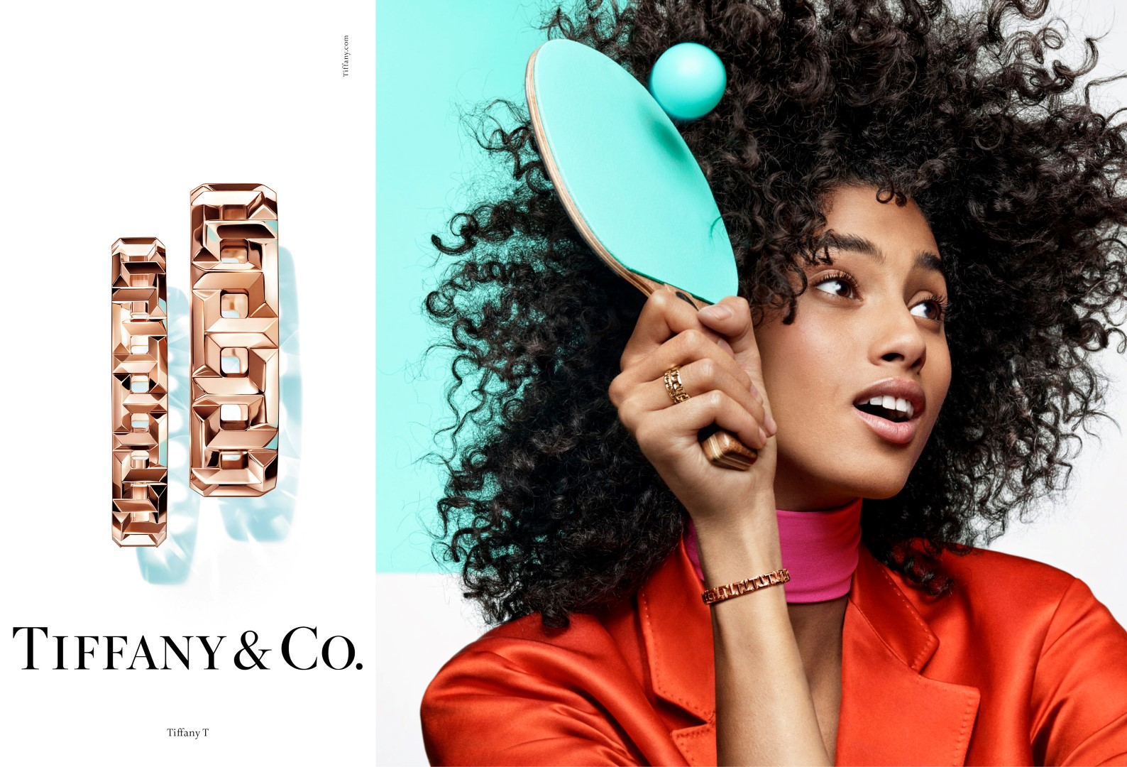 Tiffany & Co campagna primavera 2019