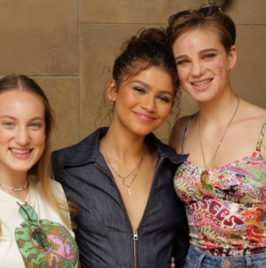 Tommy Hilfiger Zendaya zodiaco: il brunch party a Los Angeles con Bebe Vio