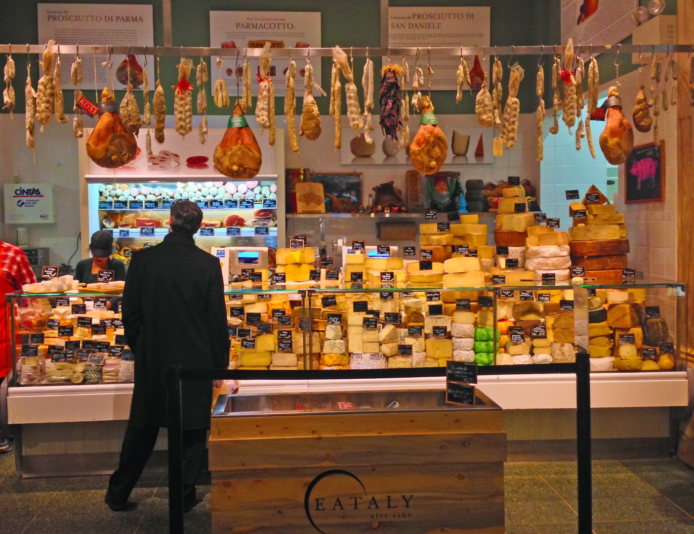 Tour gastronomico New York