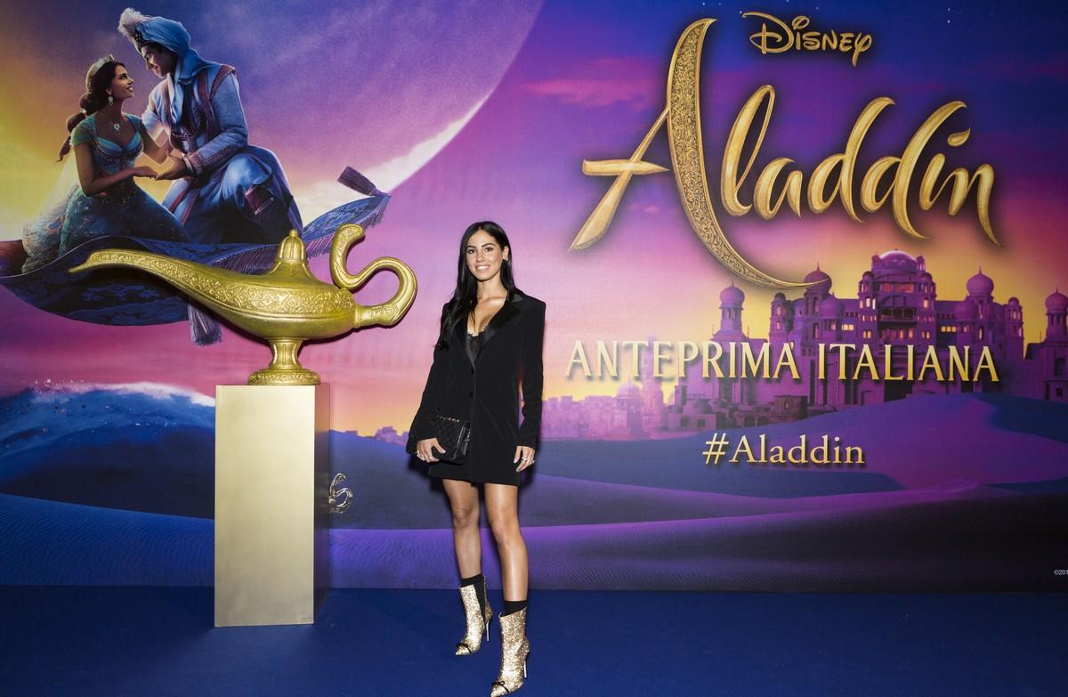 Aladdin film 2019 premiere