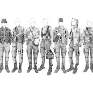 BTS World Tour 2019: la boyband coreana veste Dior Men
