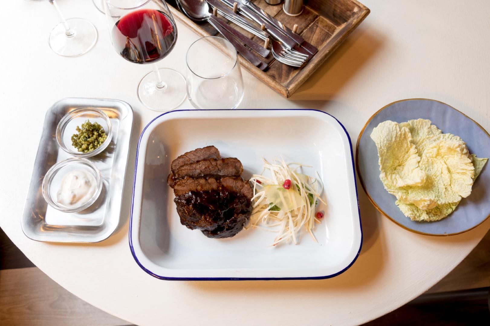 Becho ristorante via Savona Milano