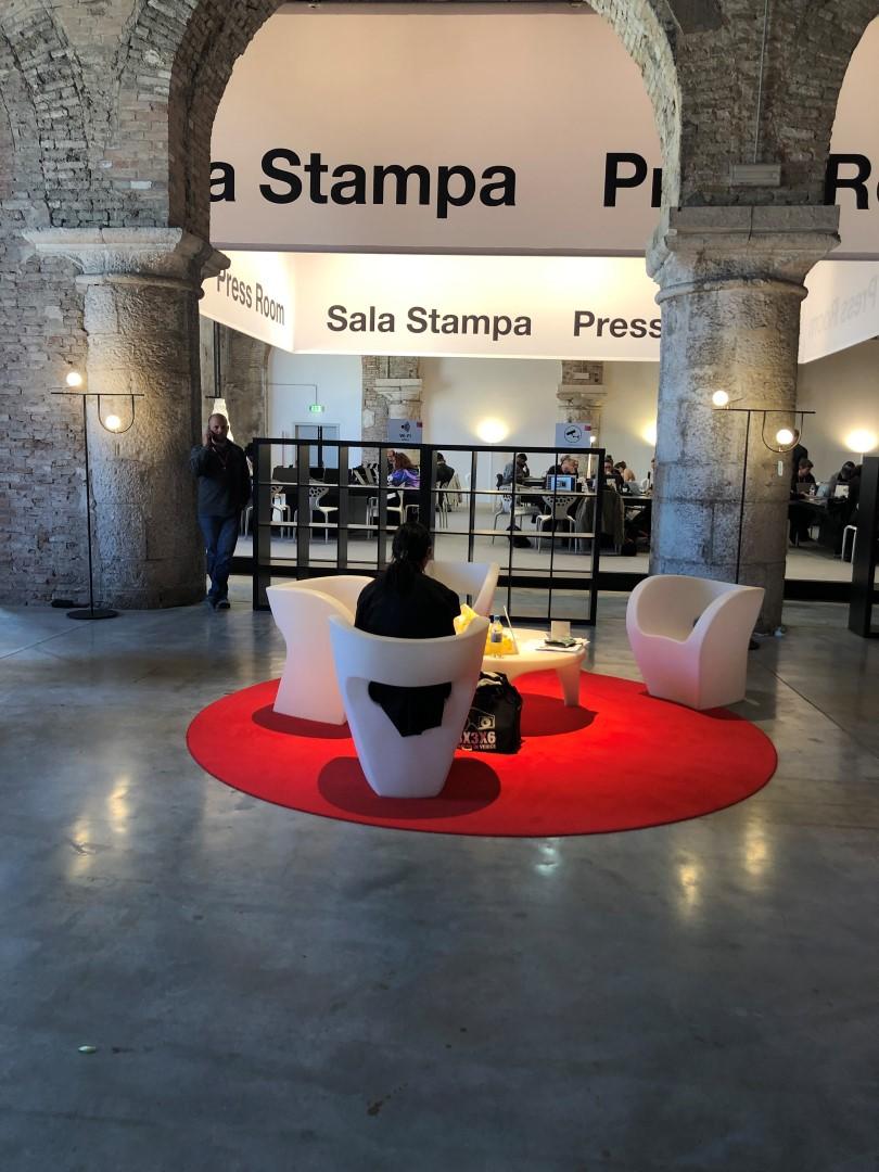 Biennale Arte Venezia 2019 Artemide