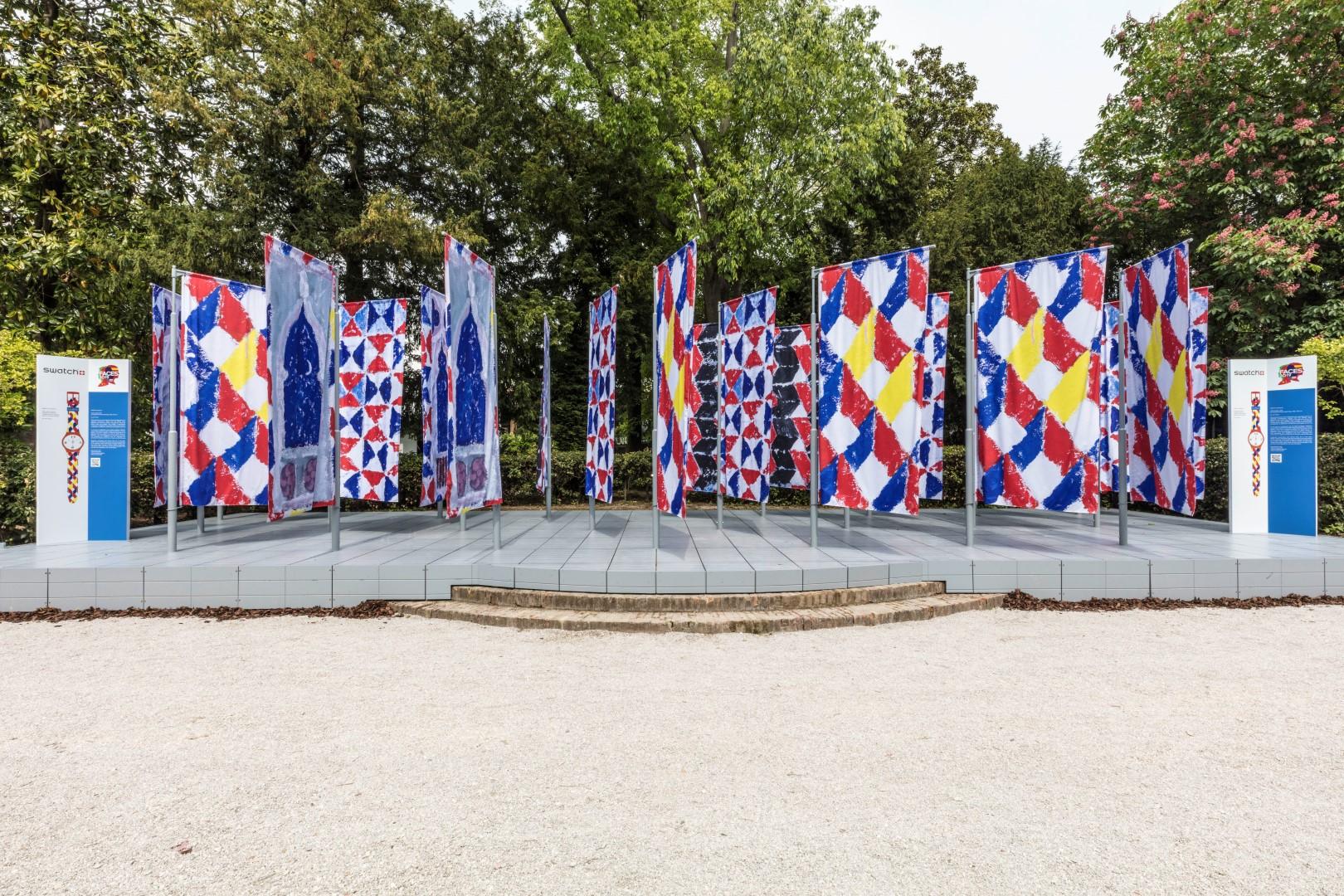 Biennale Arte Venezia 2019 Swatch