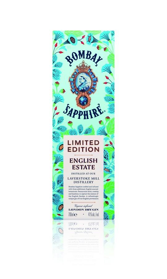 Bombay Sapphire English Estate
