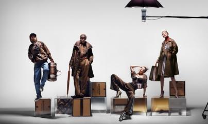 Burberry Monogram Gigi Hadid: la nuova campagna e la collezione
