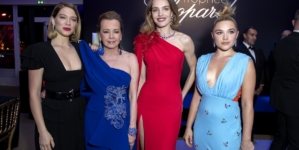 Cannes Trofeo Chopard 2019: vincono Florence Pugh e François Civil, il party