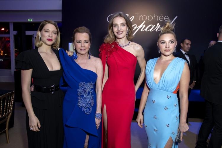 Cannes Trofeo Chopard 2019: vincono Florence Pugh e François Civil, il party