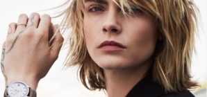 Cara Delevingne Tag Heuer Carrera Lady: i nuovi orologi raffinati e femminili