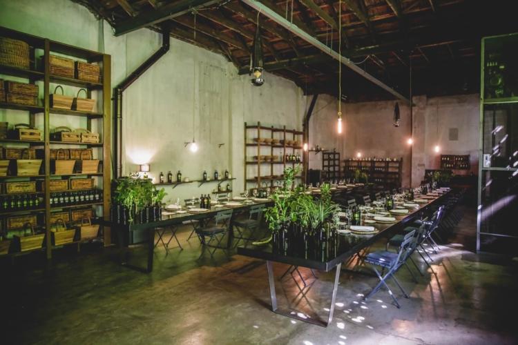 Carapelli Milano ristorante temporary: diventare chef per un giorno