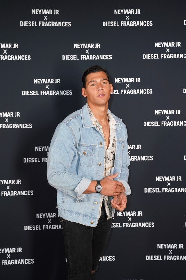 Diesel Neymar Jr party