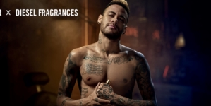 Diesel Spirit Of The Brave Neymar Jr: la nuova fragranza maschile, la campagna