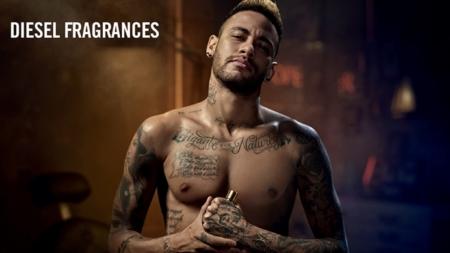Diesel Spirit Of The Brave Neymar Jr: la nuova fragranza maschile, la campagna