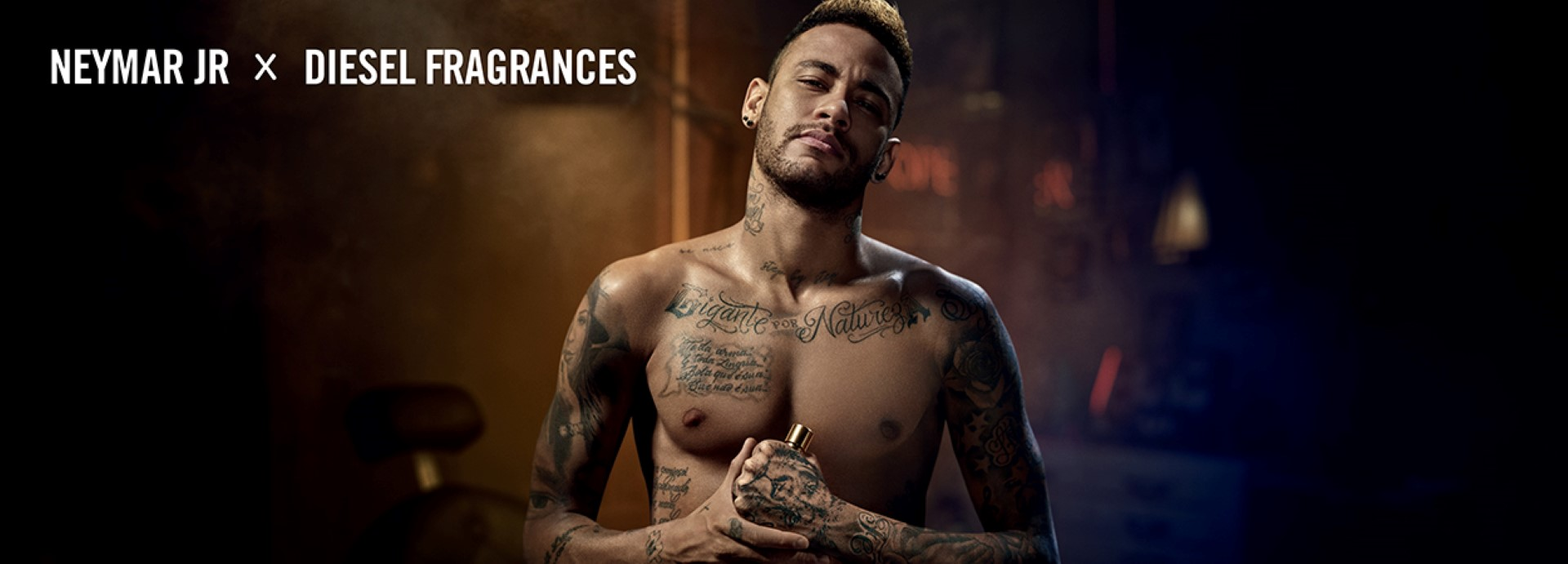 Diesel Neymar Jr. Spirit Of The Brave