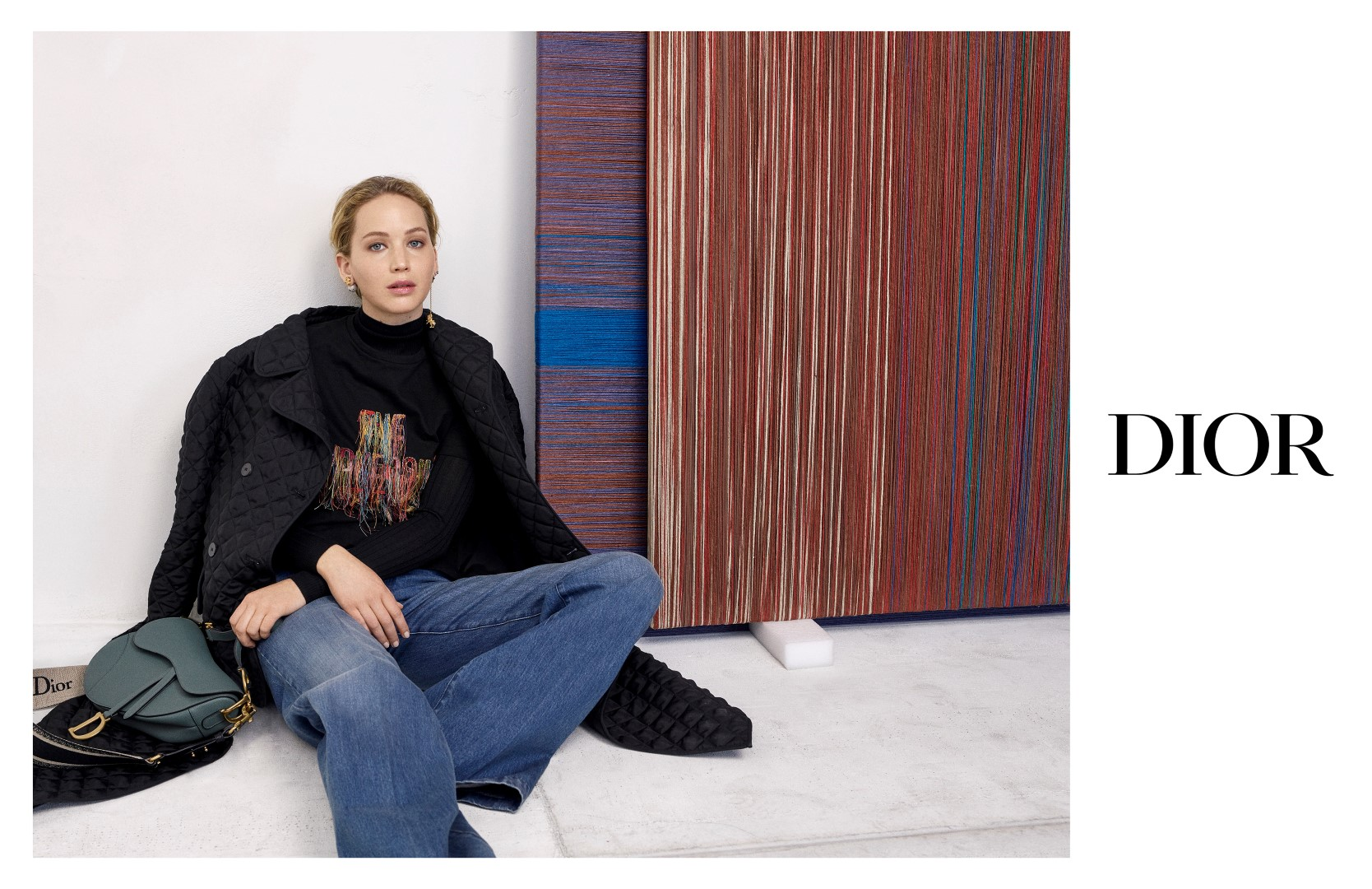 Dior Jennifer Lawrence autunno 2019