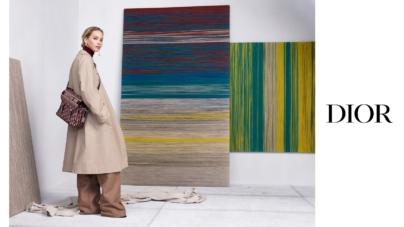 Dior Jennifer Lawrence autunno 2019: la campagna della collezione prêt-à-porter