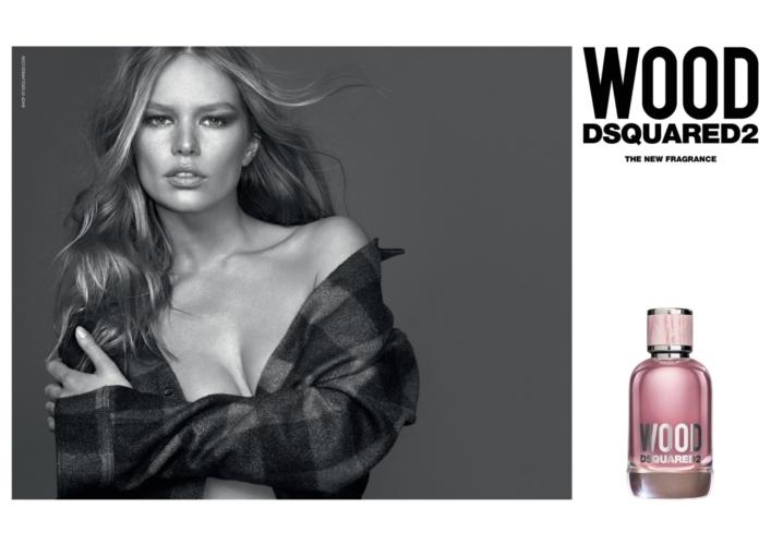 Dsquared2 Wood profumo femminile: la nuova fragranza