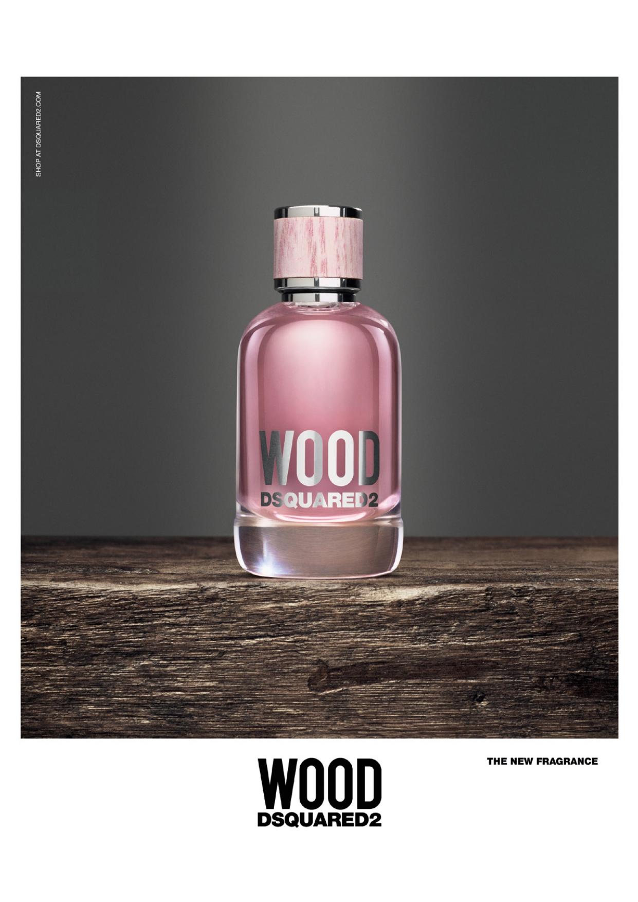 Dsquared2 Wood profumo femminile
