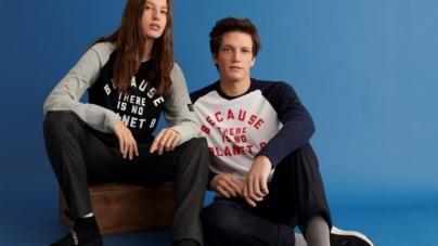 Ecoalf Because there is no planet B: la moda che aiuta il pianeta