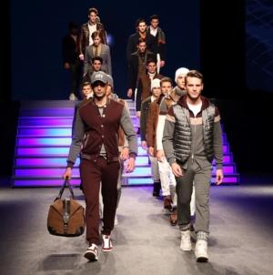 Eleventy sfilata autunno inverno 2019: il fashion show a Torino