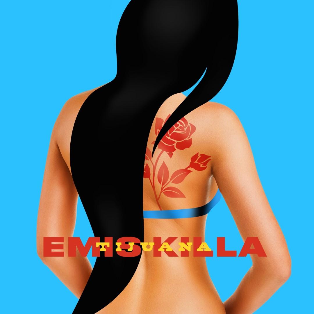 Emis Killa Tijuana singolo