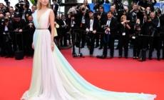 Festival Cannes 2019 A Hidden Life: il red carpet con Elsa Hosk e Petra Nemcova