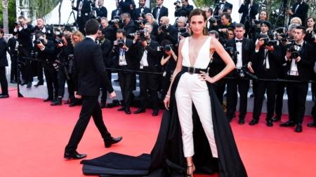Festival Cannes 2019 Les Miserables: il red carpet con Julianne Moore e Carla Bruni