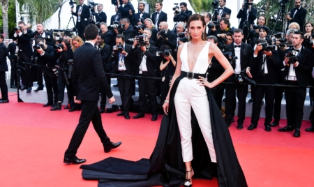 Festival Cannes 2019 Les Miserables: il red carpet con Julianne Moore e Carla Bruni