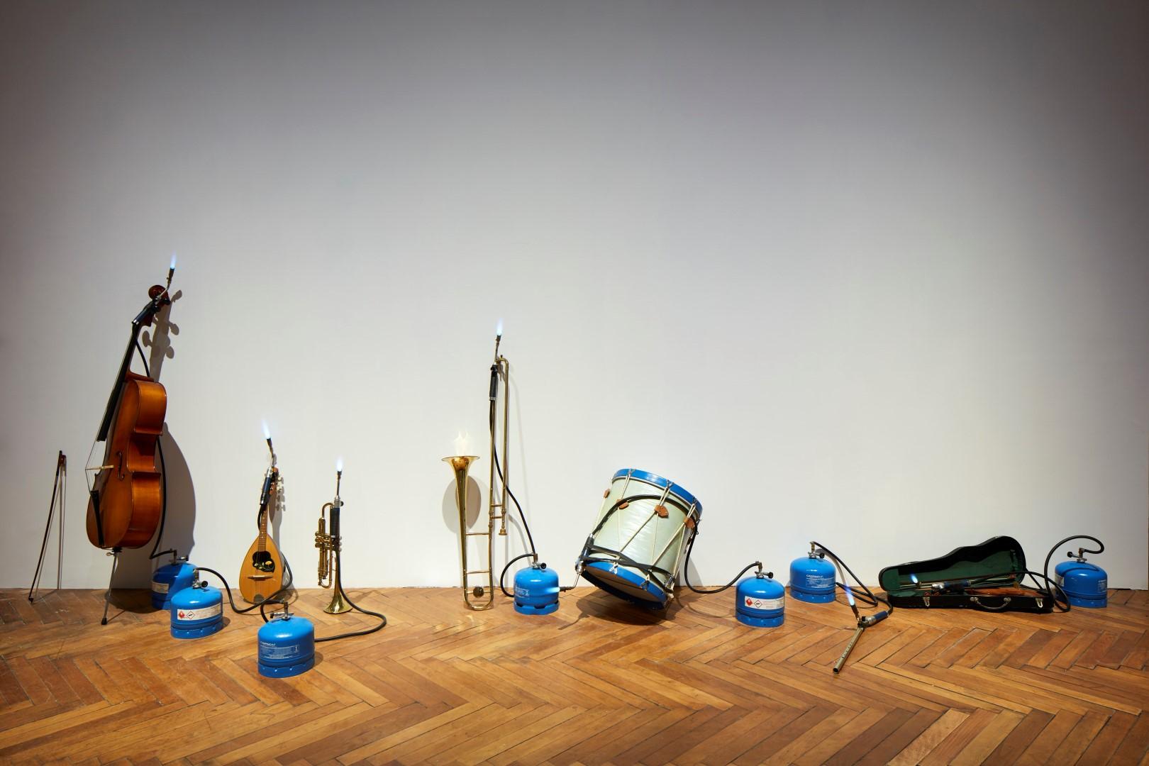 Fondazione Prada Venezia Jannis Kounellis