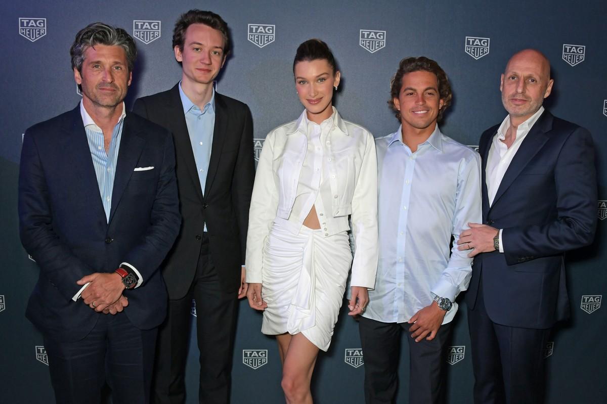 Gran Premio Montecarlo 2019 Tag Heuer