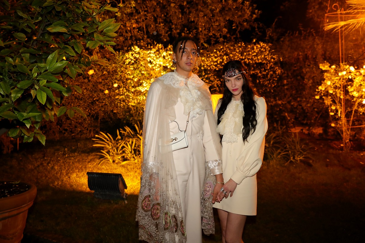 Gucci Cruise 2020 Party