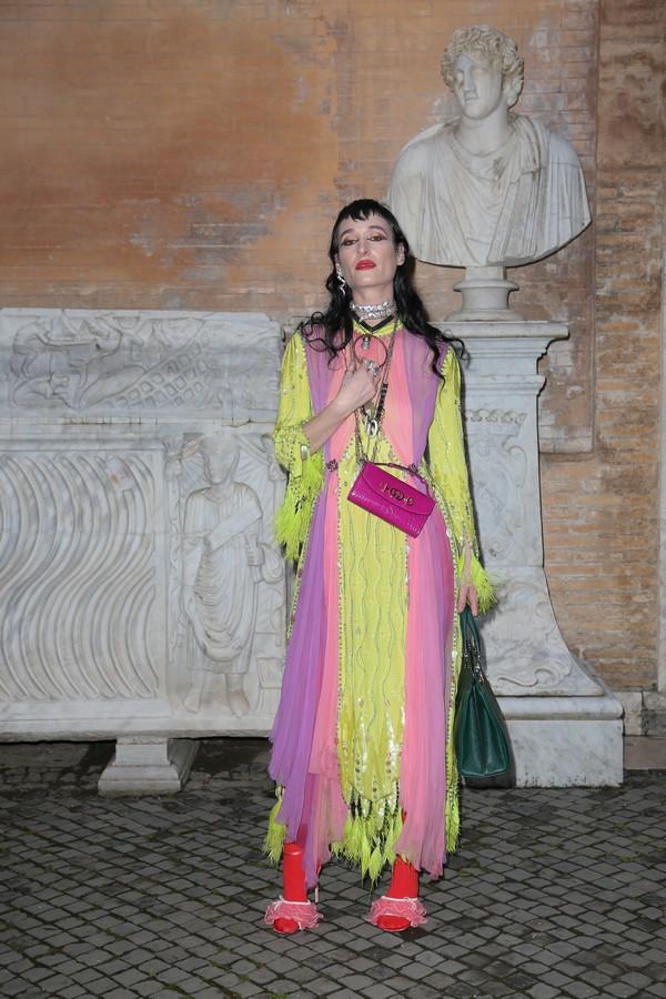 Gucci Cruise 2020 Roma
