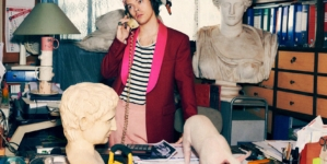 Gucci Harry Styles Men's Tailoring: la campagna Pre-Fall 2019, video e foto