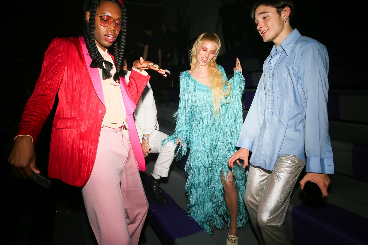 Gucci Met Gala after party 2019