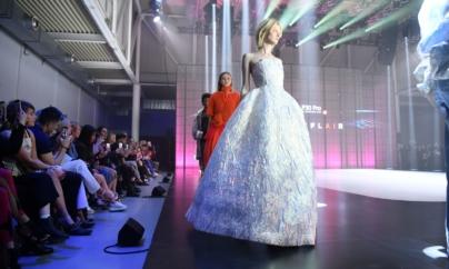 Huawei P30 Pro Fashion Flair: la collezione di moda co-creata dall'Intelligenza Artificiale