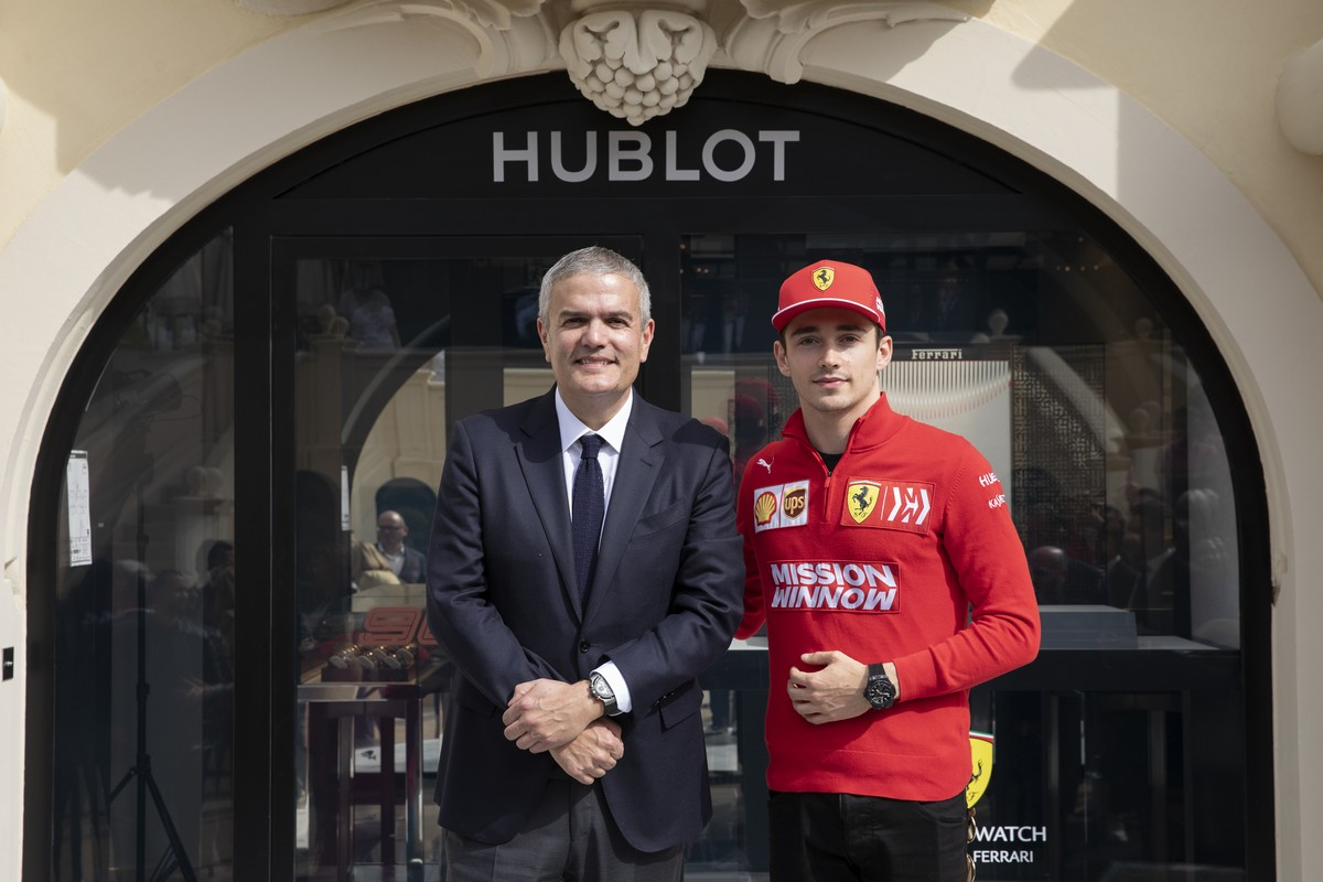 Hublot Casinò Monte Carlo boutique