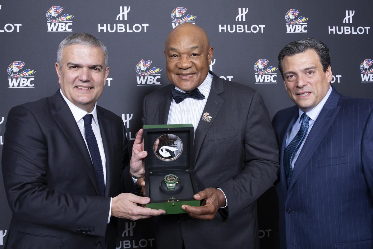 Hublot WBC 2019