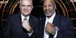 "Hublot WBC 2019: l'evento ""Night of Champions"" con Mike Tyson e Carlos Santana"