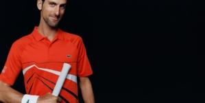 Lacoste Roland Garros 2019: i look di Novak Djokovic e la collezione Tennis Remix