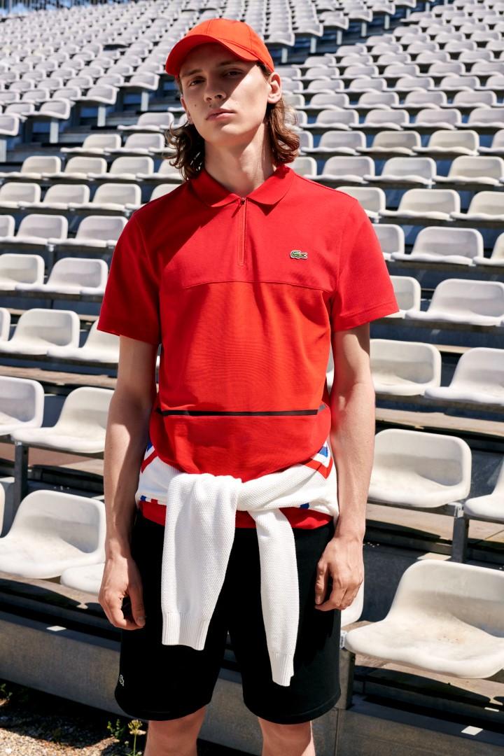 Lacoste Roland Garros 2019