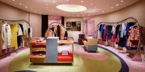 Marni flagship store Tokyo: la nuova boutique nello shopping mall Omotesando Hills