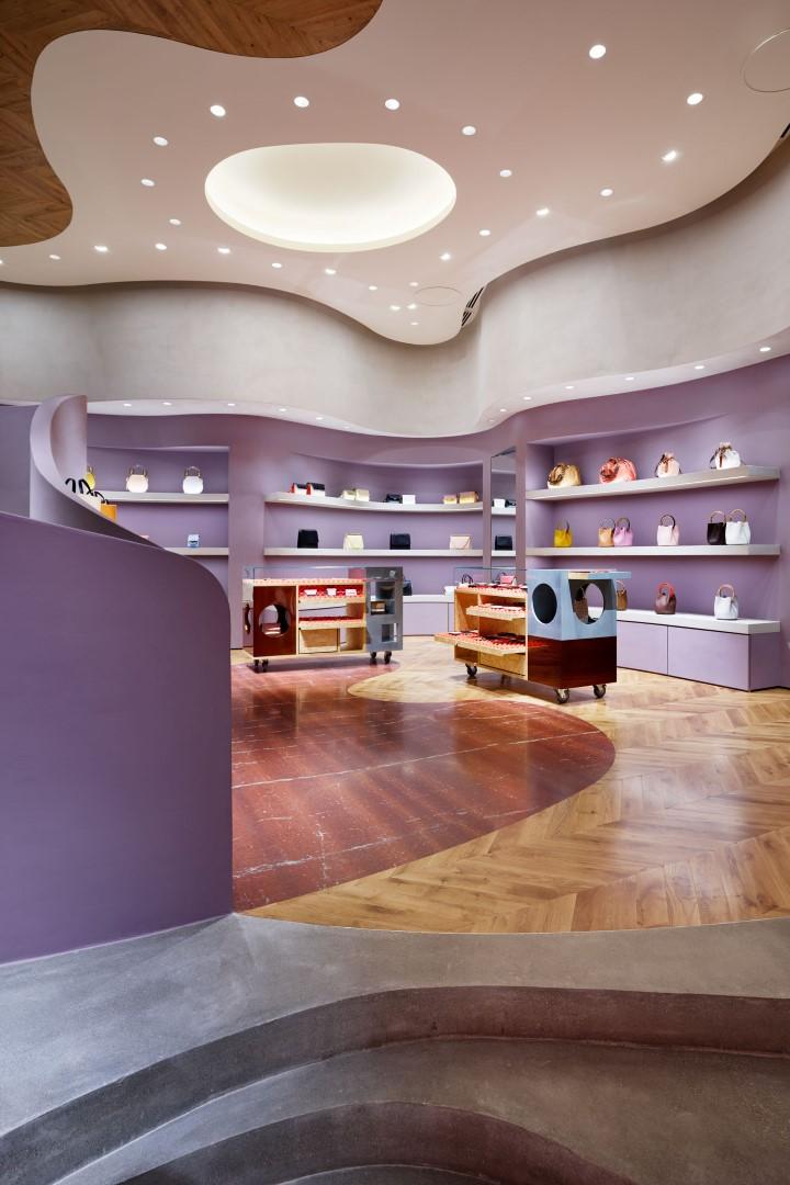 Marni flagship store Tokyo