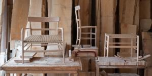 Matteo Thun sedie Nudes: quattro sedute senza tempo