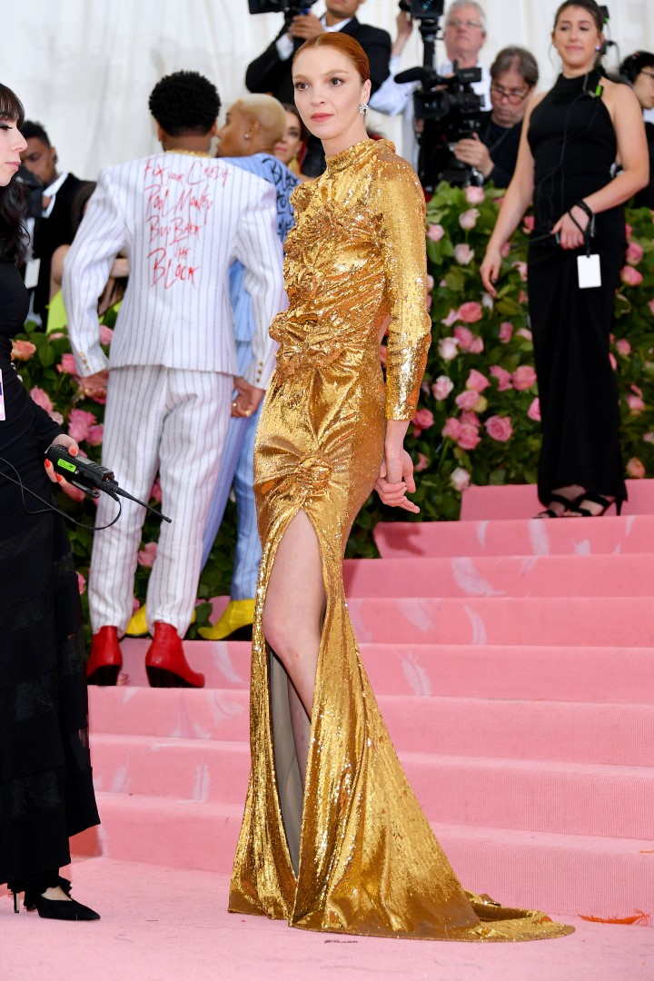 Met Gala 2019 red carpet