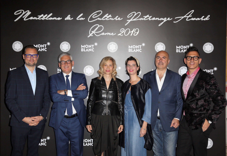 Montblanc De La Culture Arts Patronage Award 2019