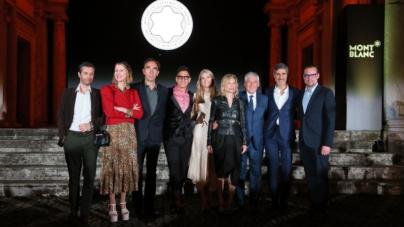 Montblanc De La Culture Arts Patronage Award 2019: l'evento esclusivo a Villa Giulia