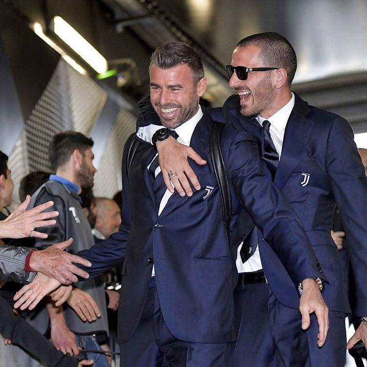 Occhiali Italia Independent Juventus 2019