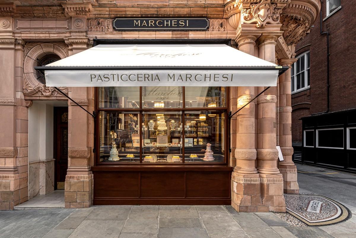 Pasticceria Marchesi 1824 Londra